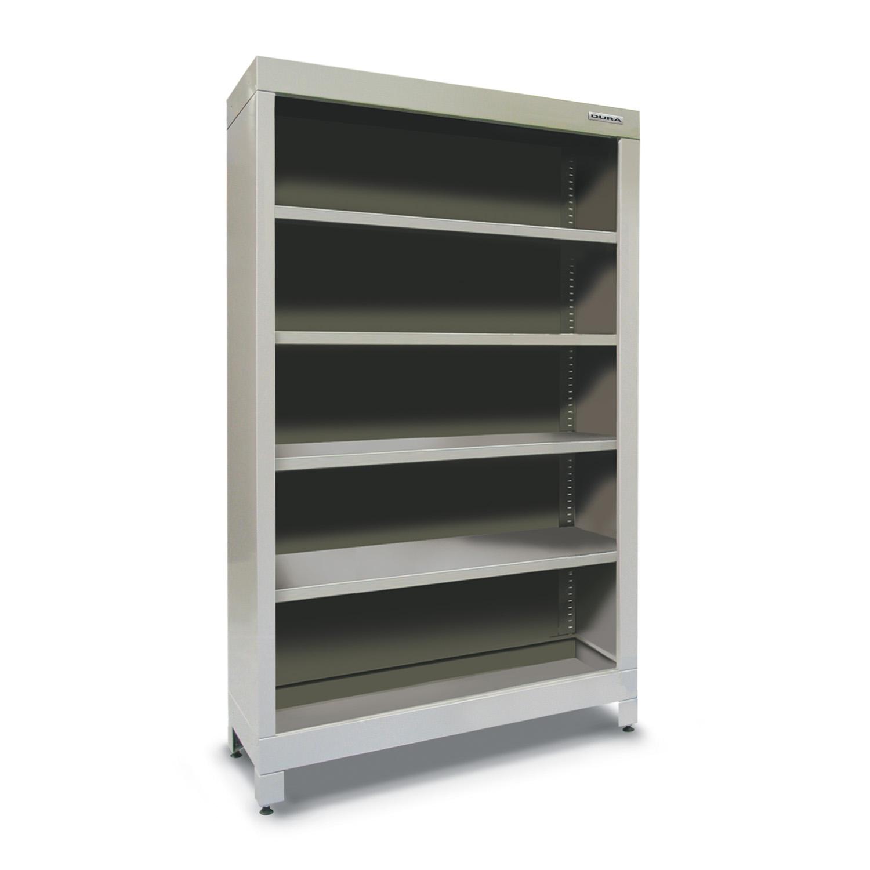 heavy duty shelving unit 300mm open. Black Bedroom Furniture Sets. Home Design Ideas