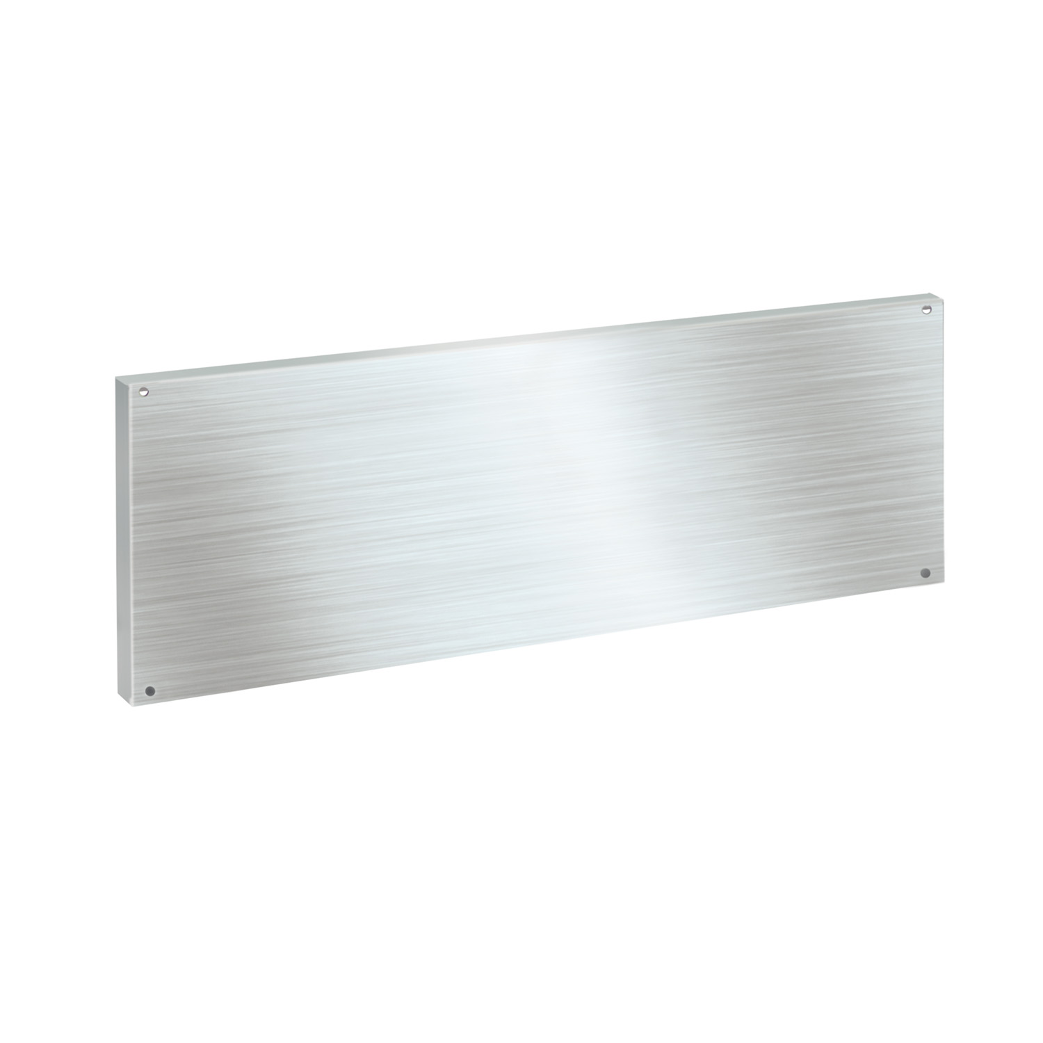 Stainless steel back panel (300 x 900mm)