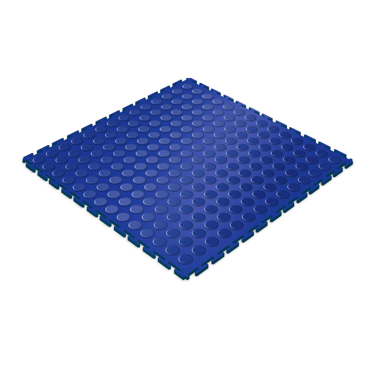 Heavy Duty Floor Tile Bluestudded