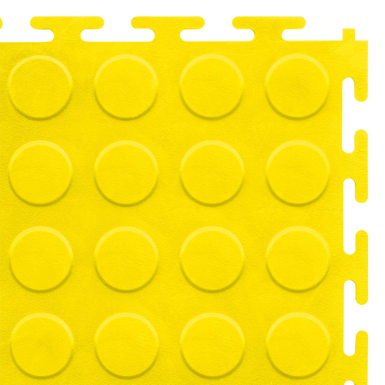 Heavy Duty Floor Tile Yellowstudded