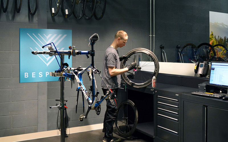 dura installation bespoke cycling.